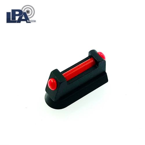 CZ 75 SP-01 Shadow CZ Shadow 2 Adjustable Rear Sight with fiber optics Red